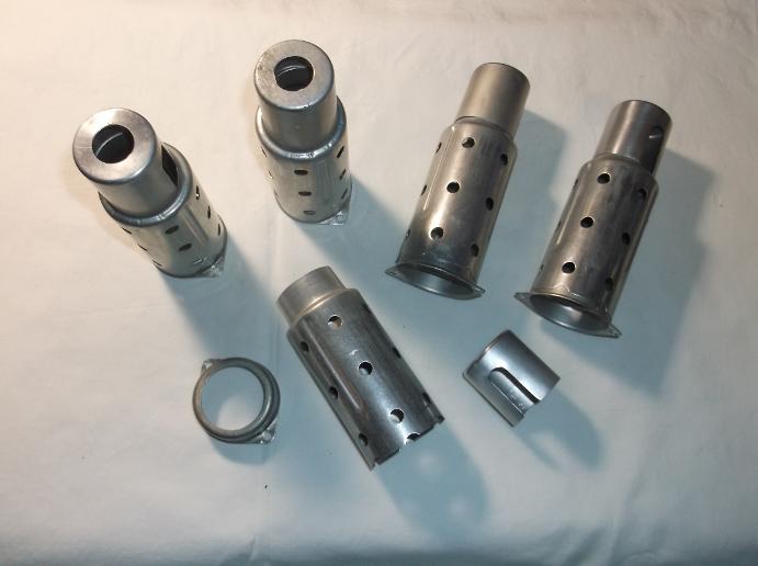 tube-shields