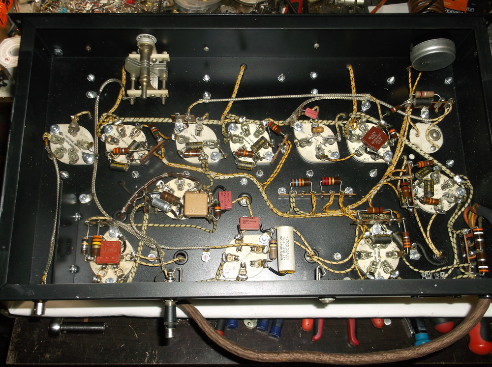 1934 superhet receiver 9 no3m rh no3m net Wiring Harness Diagram Wiring Harness Connector Plugs