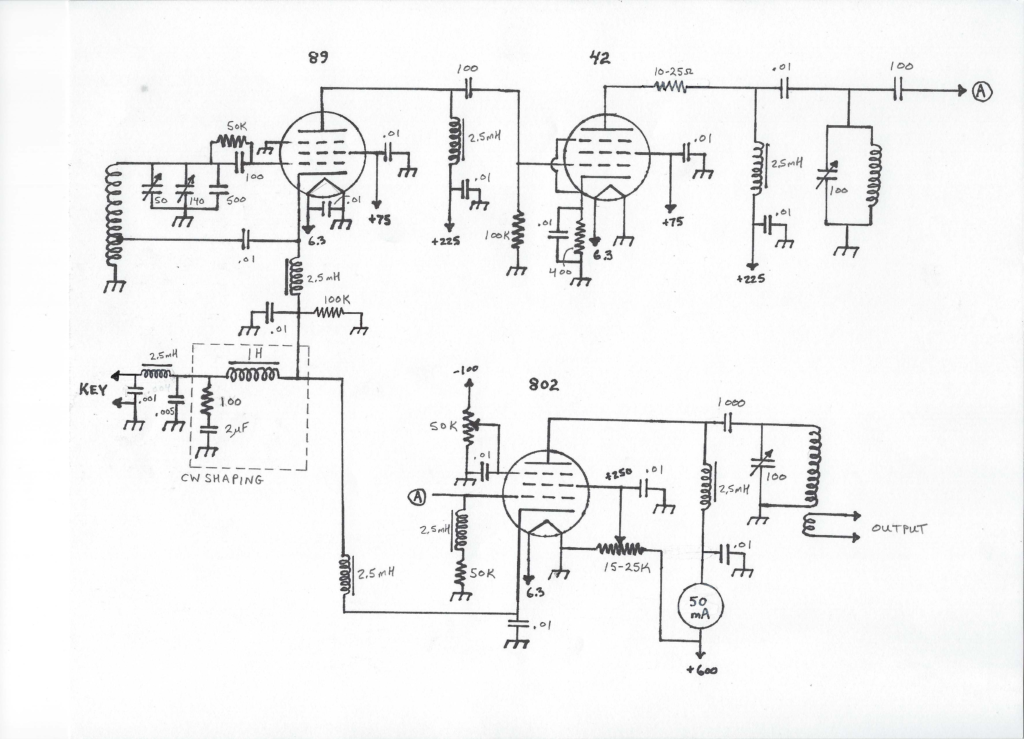 schematic-89-42-802-exciter
